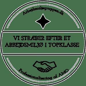 Badge Arbejdsmiljøgruppen